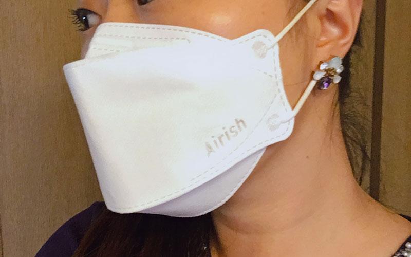 KF94マスク使い始めました。