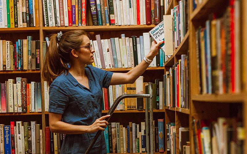 女性のための図書館をつくりたい。所蔵本リスト。